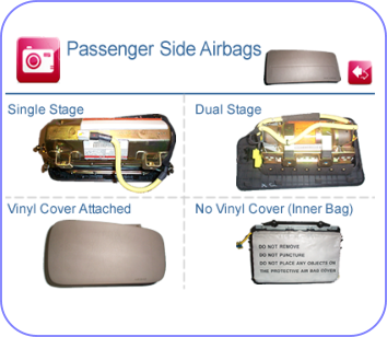 Airbag Center: Car Air bags | Used Car Airbag Replacement Parts
